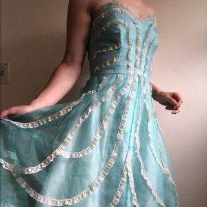 Vintage Betsey Johnson Cocktail Dress